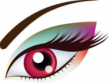 Demonic eye