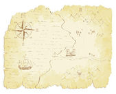 Fotografie stará mapa