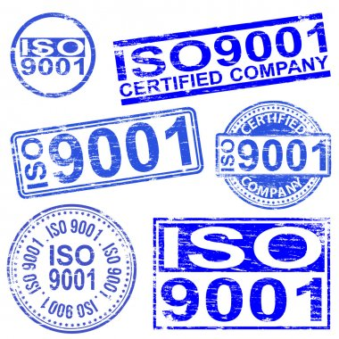 ISO 9001 Stamps
