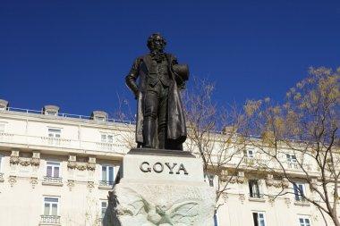 Statue of Goya