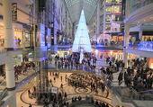 vánoční nákupy v Torontu