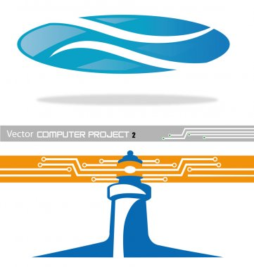 vector project computer2