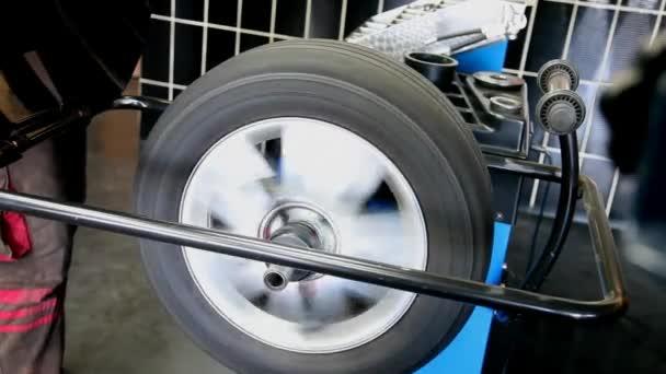manutenzione pneumatico