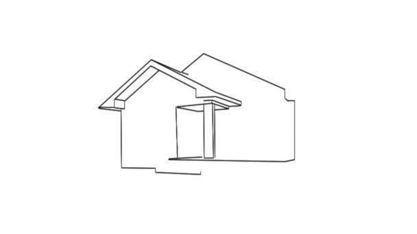 kreslení domu na prodej