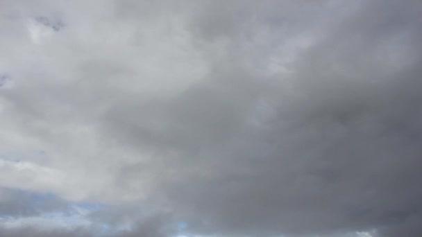Nubes Con Lluvia En Movimiento Vídeos De Stock Malekas 34188731