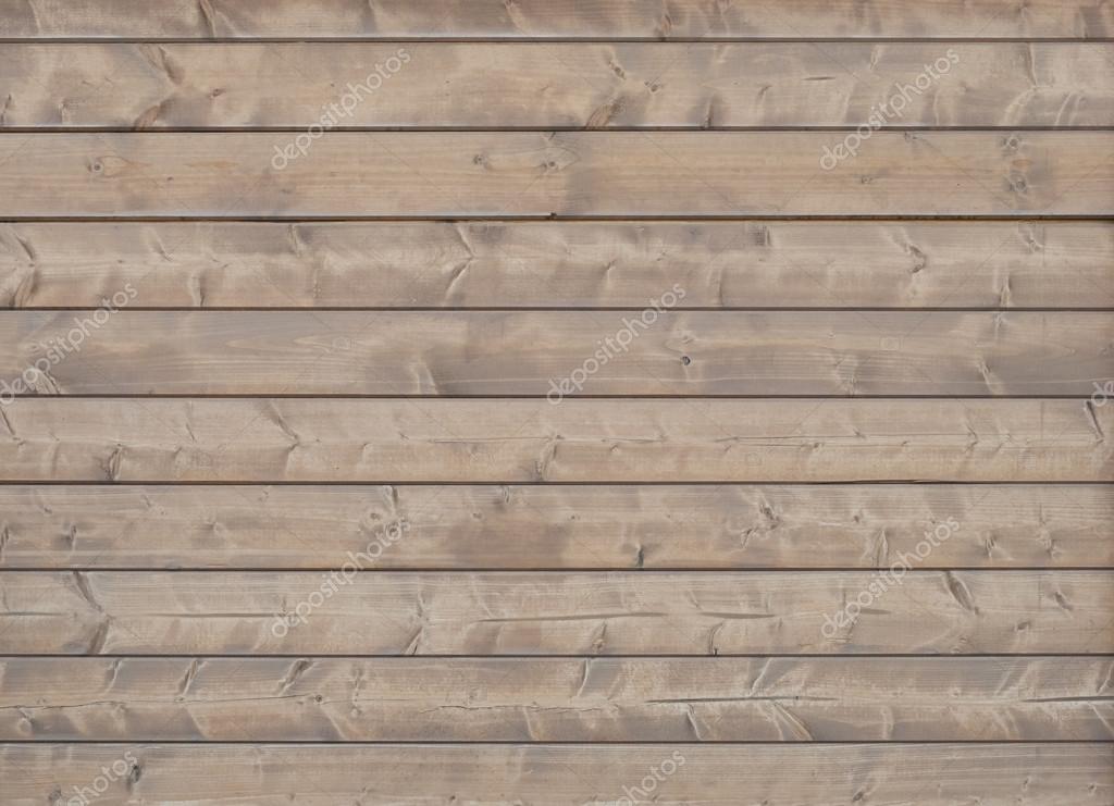 Background of horizontal wooden planks — stock photo