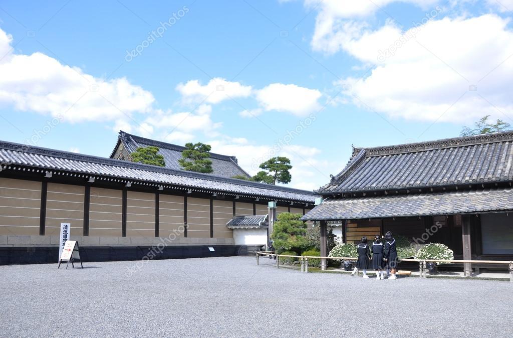 Japanische Architektur alte japanische architektur kyoto stockfoto siraanamwong