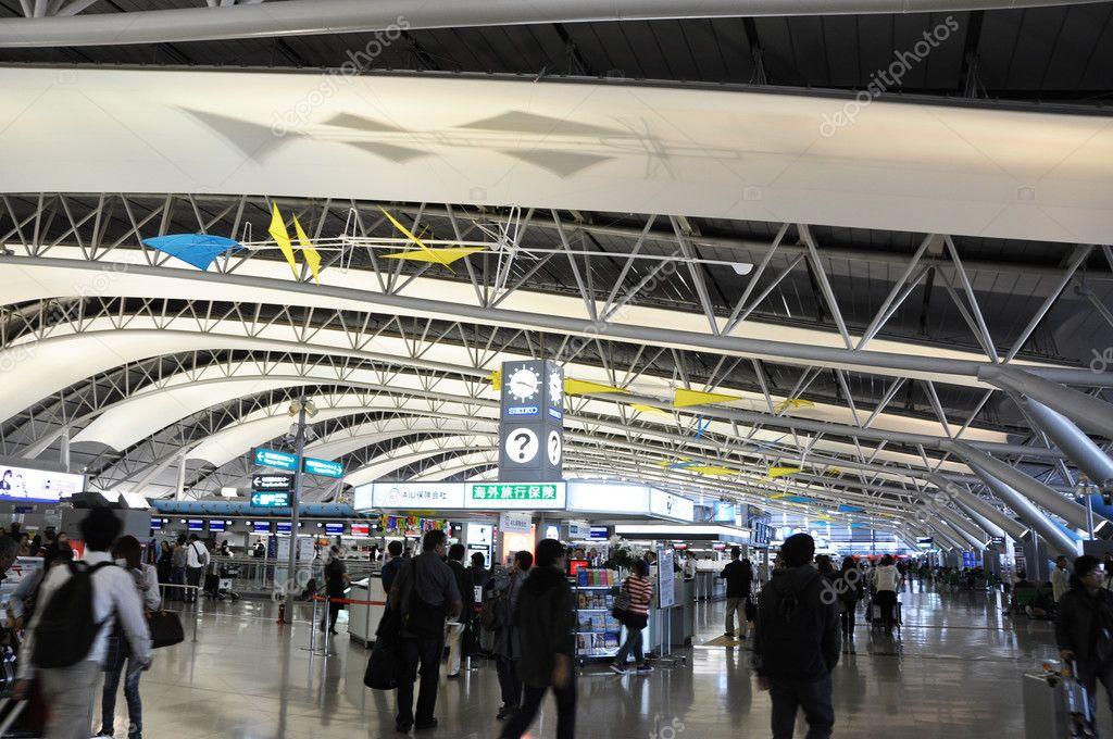 Aeroporto Kansai Osaka : Osaka giappone ottobre aeroporto internazionale di