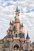 Disneyland Paříž hrad