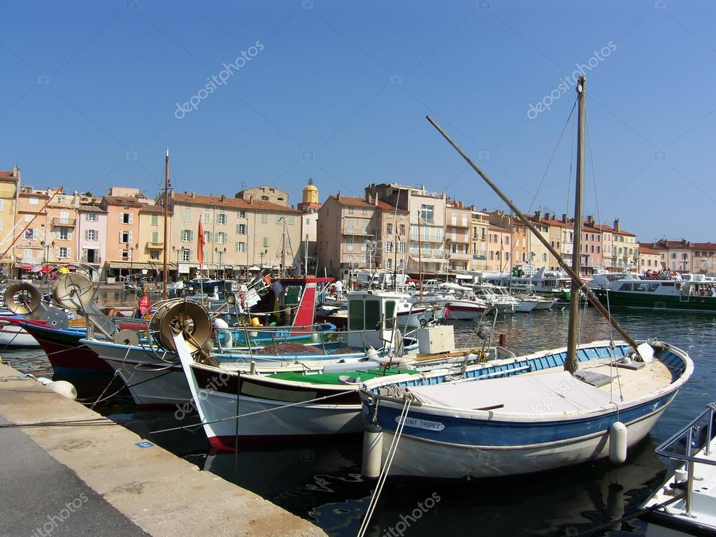 Saint Tropez Port Stock Photo Stylepics 12683779