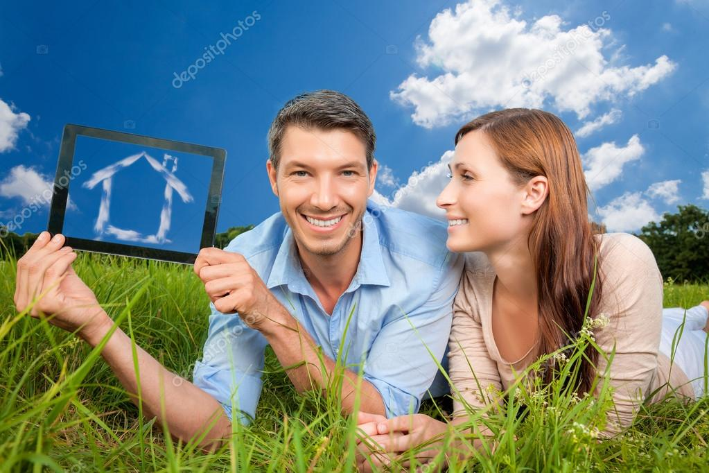 real estate couple