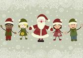 Weihnachten Grußkarte