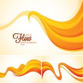 Fényképek Flow absztrakt háttér