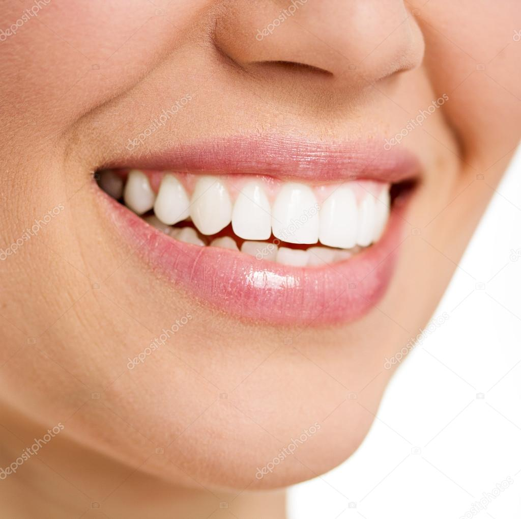 Dental care woman