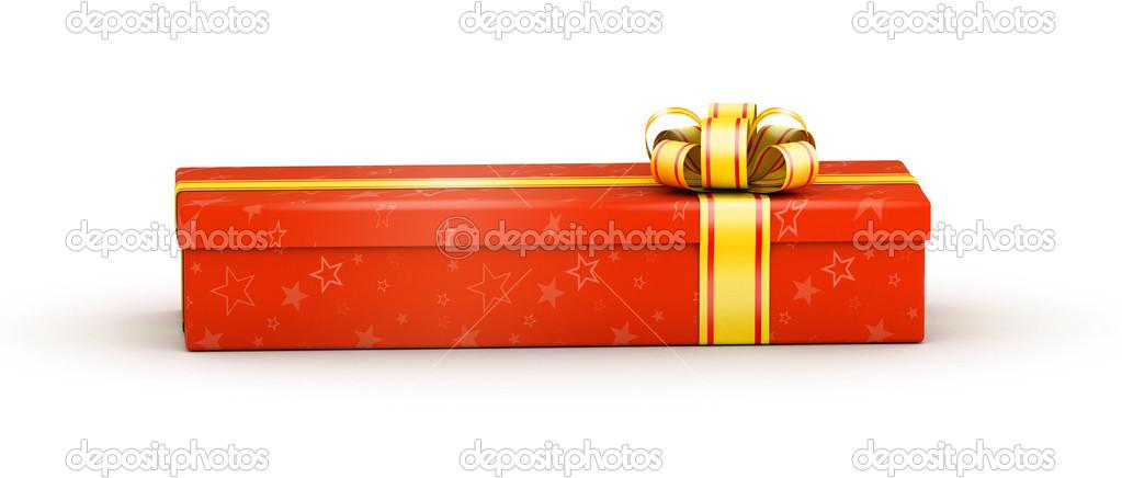 Geschenkbox lang
