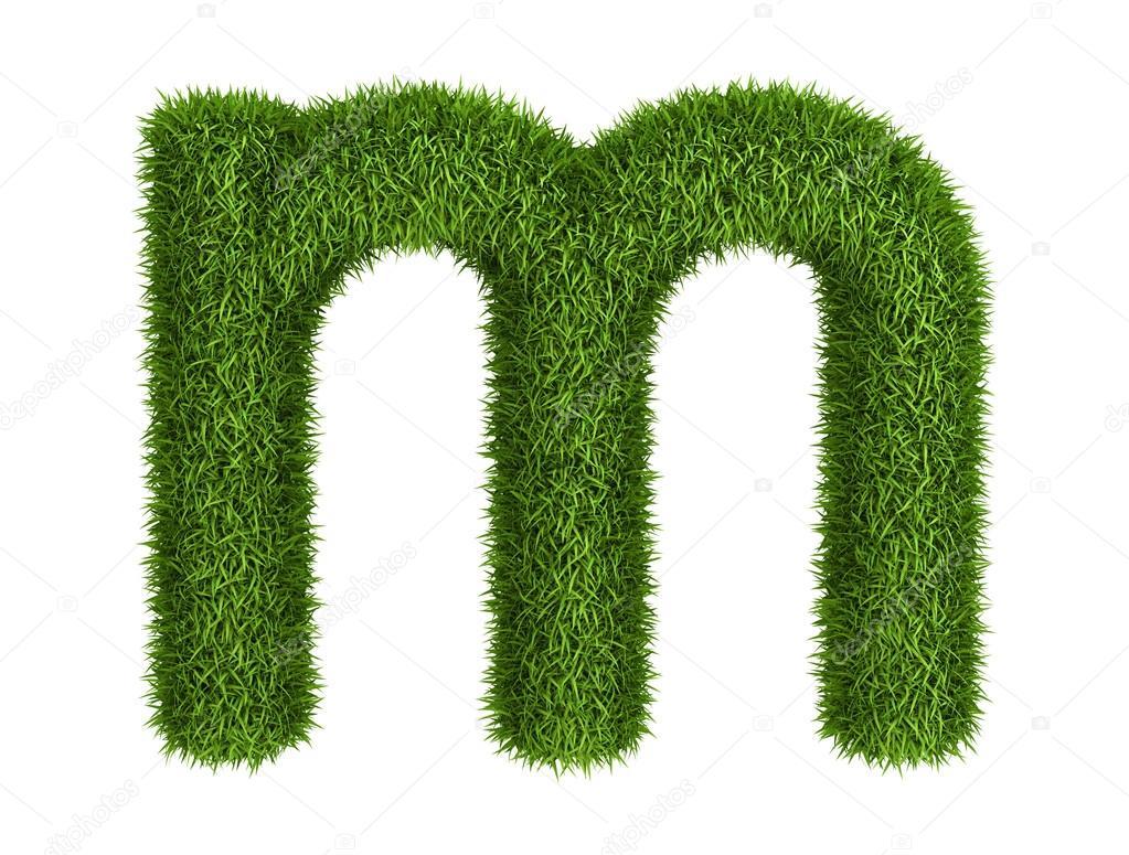 Lower case letter m images