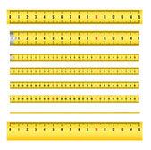 Fotografie Maßband für Werkzeug-Roulette