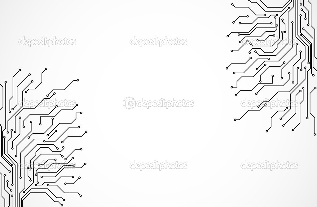 circuit board background texture  u2014 stock vector  u00a9 iunewind
