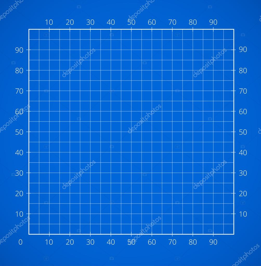 Blueprint squared paper sheet stock vector iunewind 49263103 blueprint squared paper sheet stock vector malvernweather Images