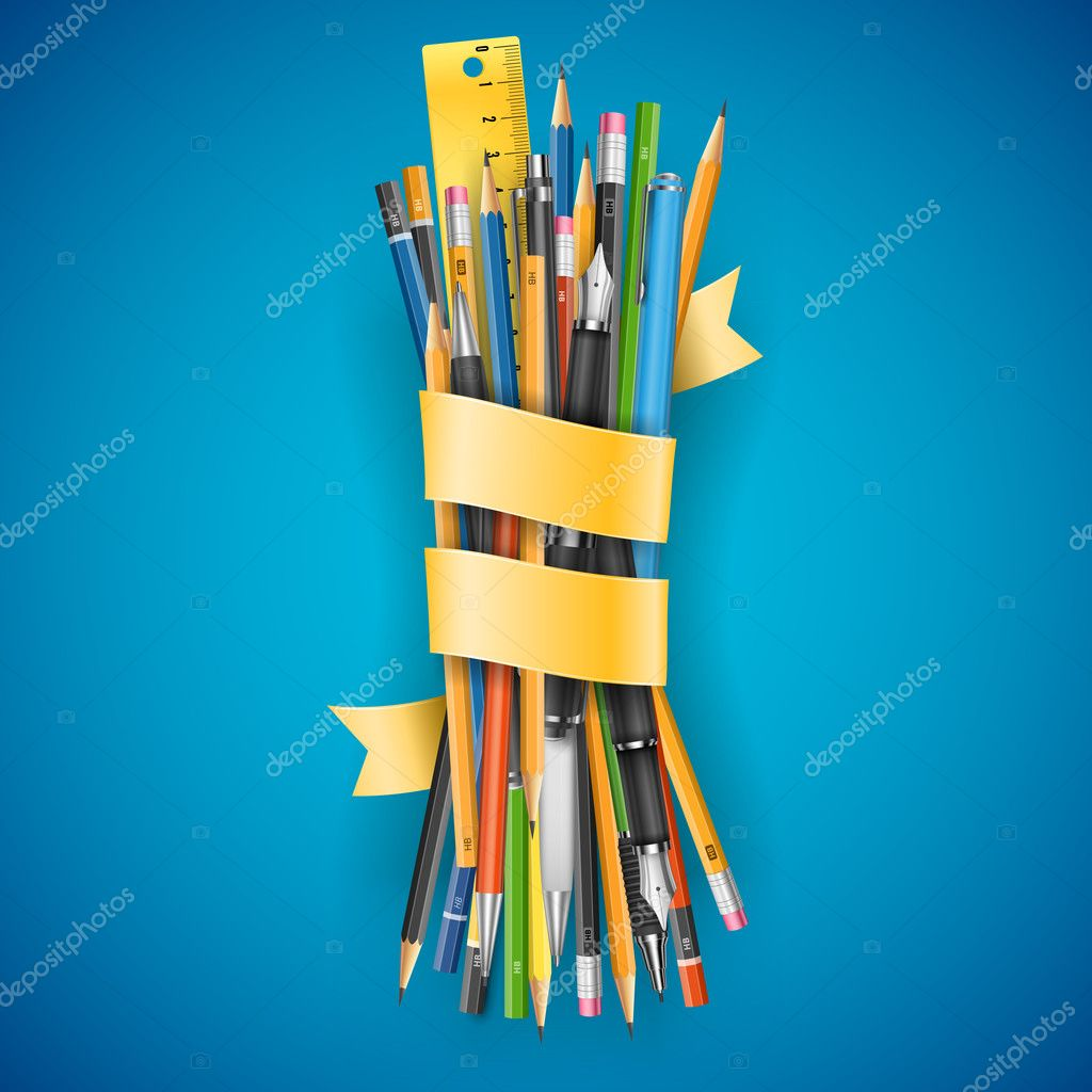 Batch of pencils