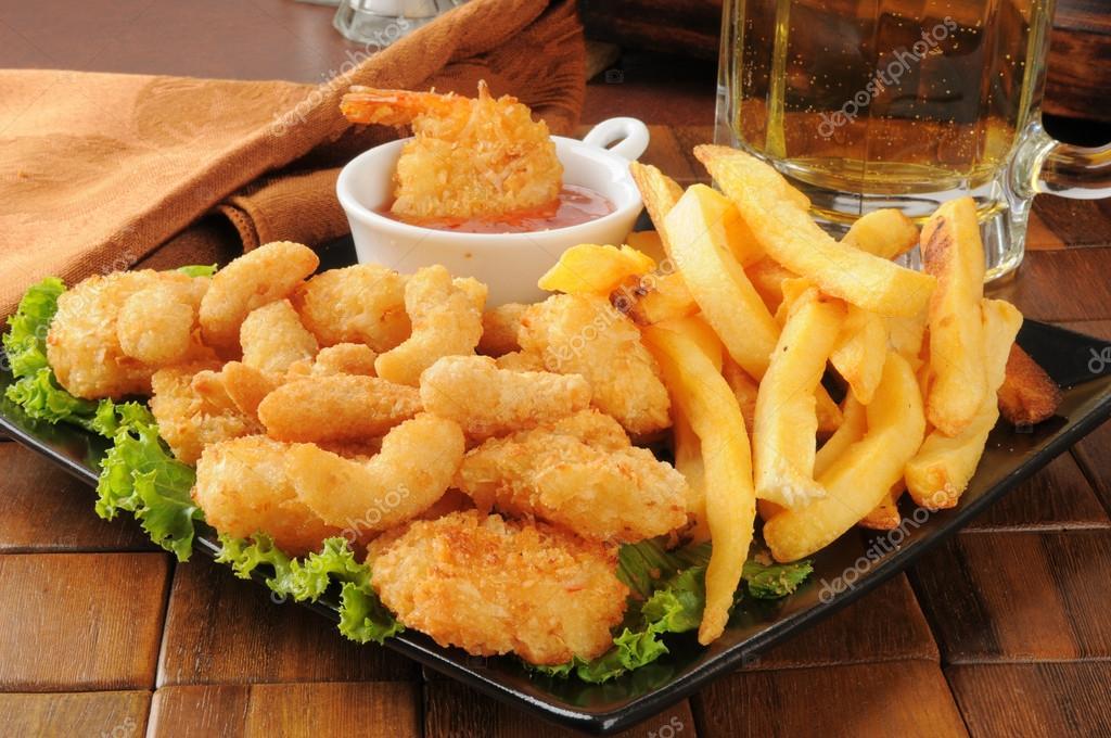 Голос країни-11 (продолжение) - Страница 2 Depositphotos_13640721-stock-photo-shrimp-fries-and-beer