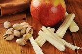 Fotografie Healthy snack food