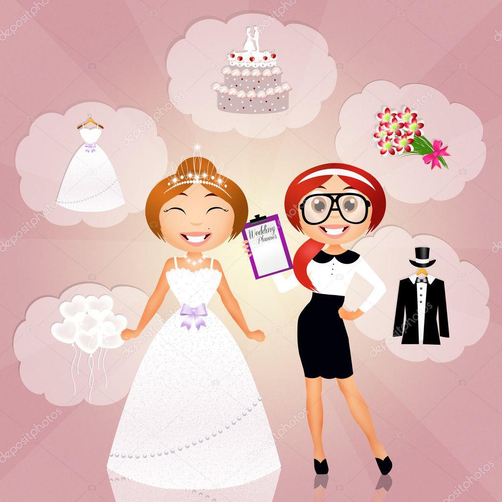 weddingplanner stockfoto adrenalina 48858355. Black Bedroom Furniture Sets. Home Design Ideas