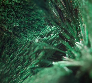 Malachite with the formula Cu2CO3(OH)2 is copper carbonate hydr