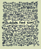 Fotografie Food icons