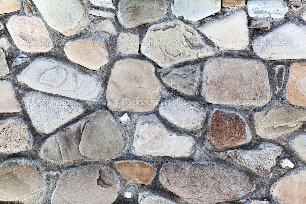 Muro Con Pietre Di Fiume: Pietre ricostruite Pavia Sharon.