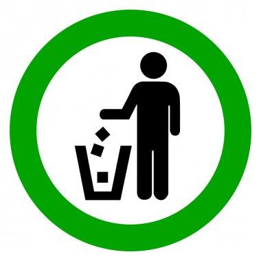 Keep clean, no littering
