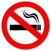 Fotografie Nichtraucherzeichen