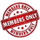 csak tagoknak
