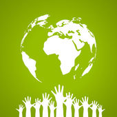 Photo Global unity poster