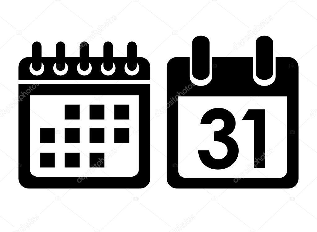 Calendario Vectores.Vectores Calendario Icono De Calendario Vector Vector