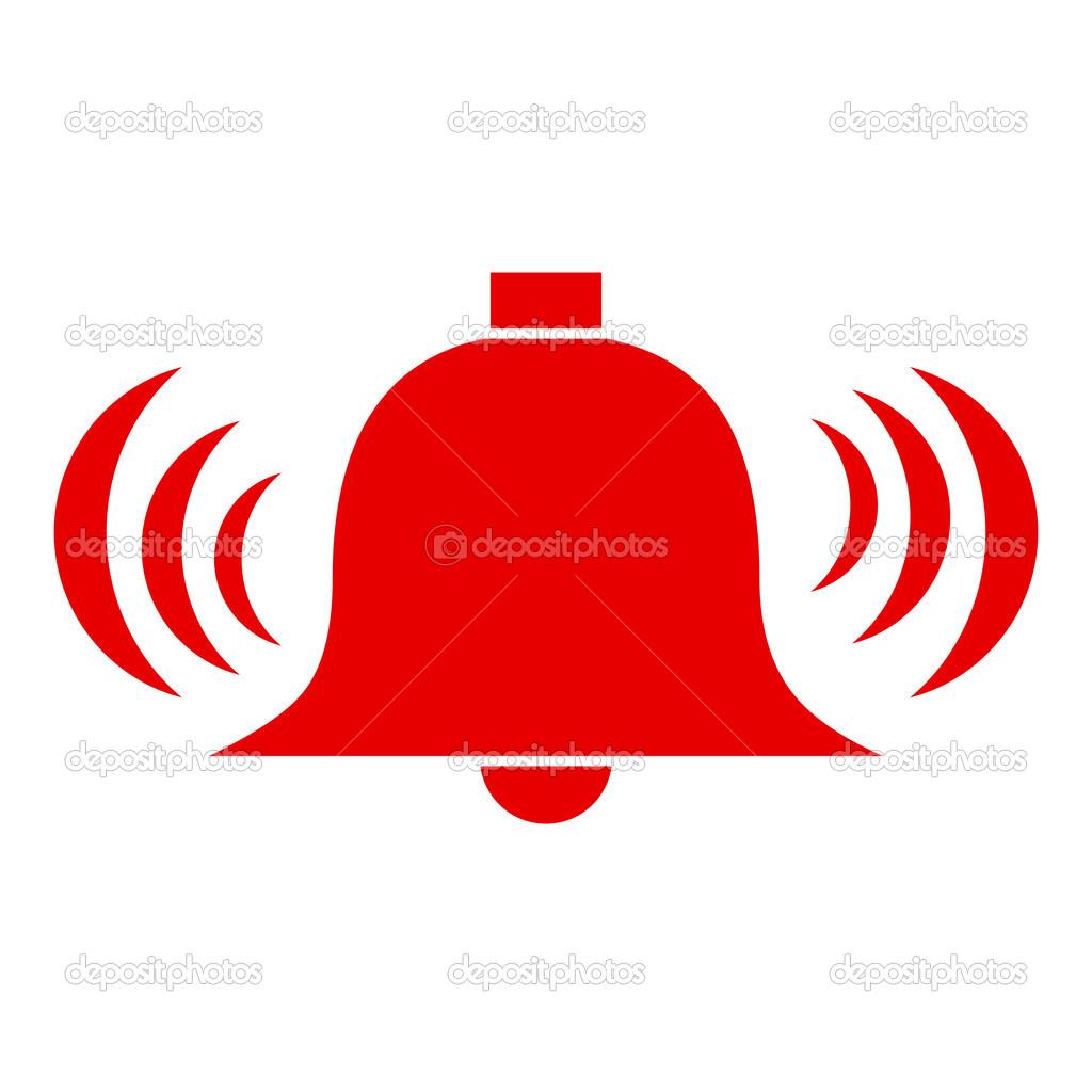 Campana De Alarma Vector Vector De Stock 169 Arcady 45197717