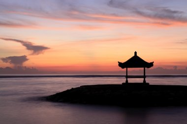Dawn at Sanur, Bali