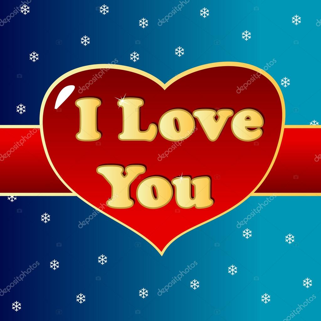 I Love You: Stock Vector © Ylivdesign #16251951