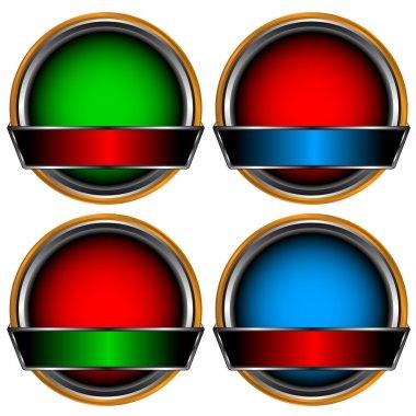 Circle form set