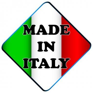 Made in italy logo