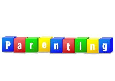 Parenting bricks