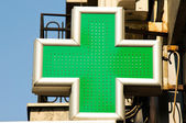 Fotografie Sign pharmacies