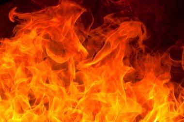 "Картина, постер, плакат, фотообои ""fire flame"", артикул 17616079"