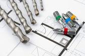 Építőipari terv eszközök