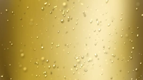 šampaňské vzduch
