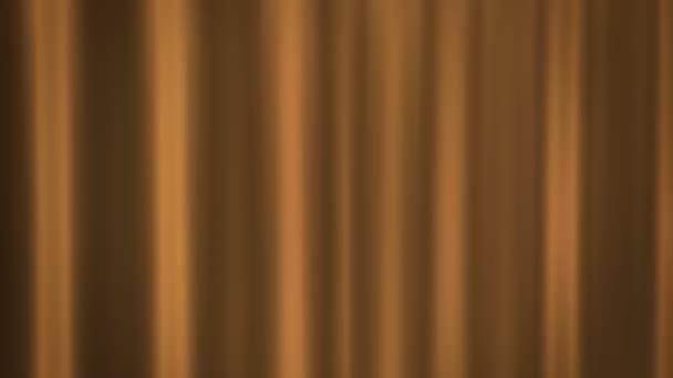 zlatá barva záclony přechod