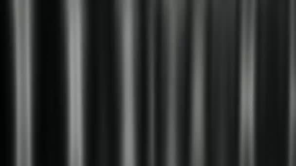 cool svart gardiner övergången