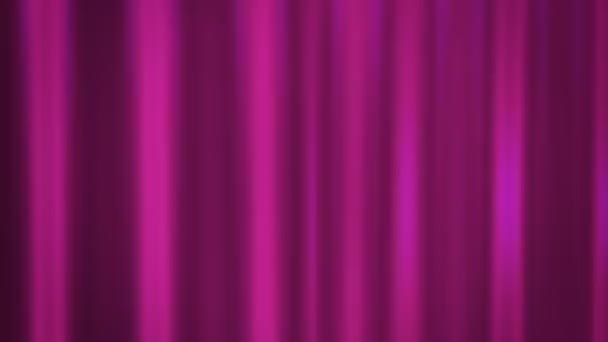fialové závěsy