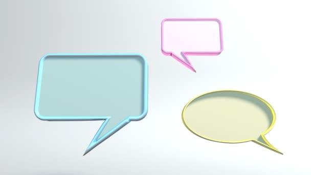 3 rozhovor ikony