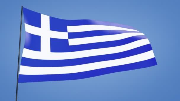 Görögország zászlók